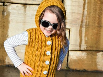 Sunkissed Hooded Vest