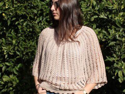 Crochet Beach Cover-up Pattern