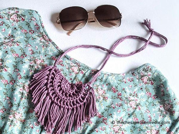 Boho Summer Necklace