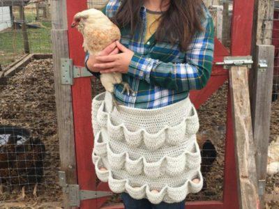 An Egg-cellent Apron