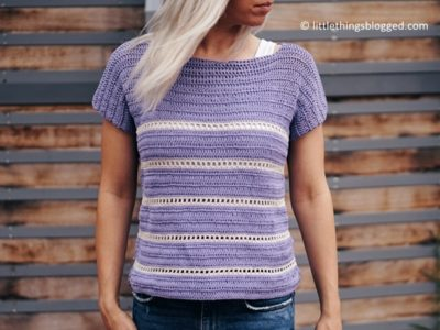 RIVIERA TOP CROCHET PATTERN