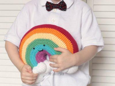 Rainbow Plushy