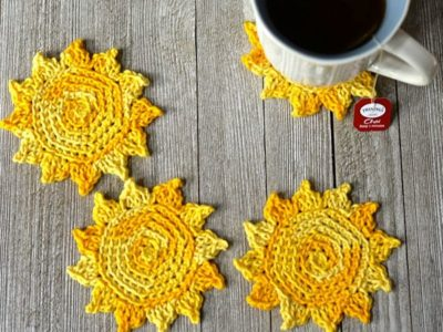 The Sun's Out! Drink Coasters