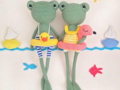 BETTY&BOB FROGS