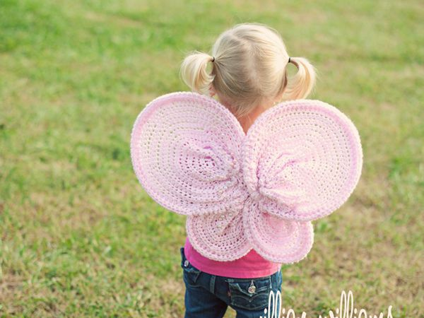 Butterfly Wings for Girls
