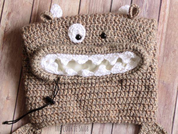 Monster Toy Bag