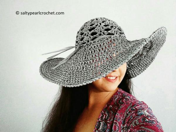 Salt Grass Beach Hat