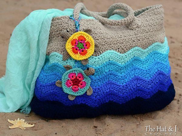 Turtle Beach Tote