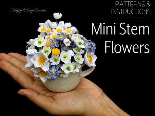 Mini Stem Flowers