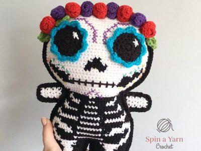 Sugar Skull Amigurumi