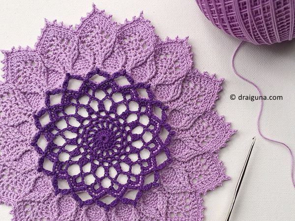 Incanter's Insight Doily