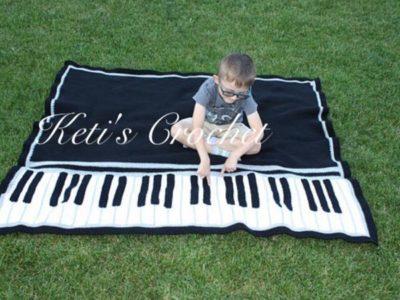 Piano Blanket