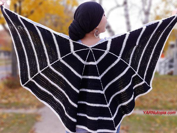 Spider Web Wrap