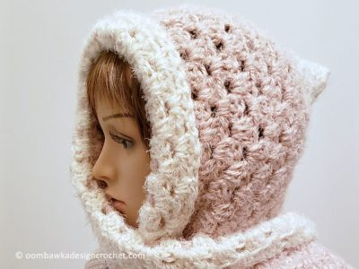 Easy Hooded Scarf