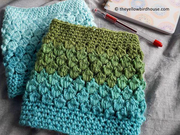 Cozy Crochet Ankle Warmers