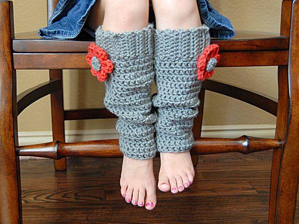 Scrunchy Leg Warmers