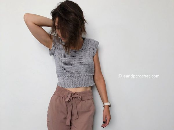 The Bobble Crop Top