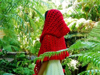 the red ridding hood cape