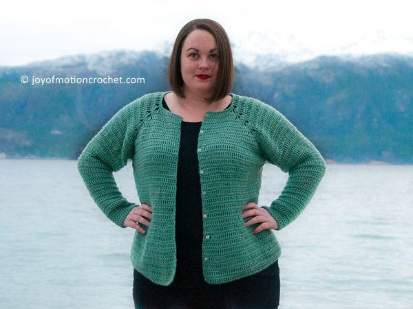 Crochet Ver Cardigan