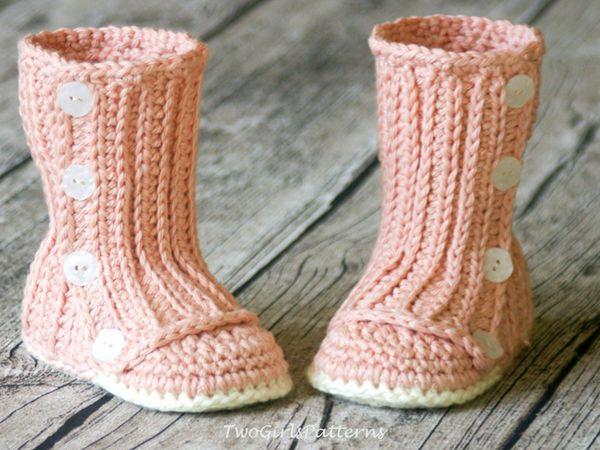 Toddler Wrap Boot