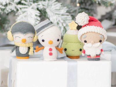 Christmas Minis set