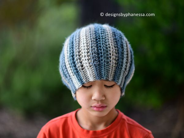 Quartz Ribbed Slouch
