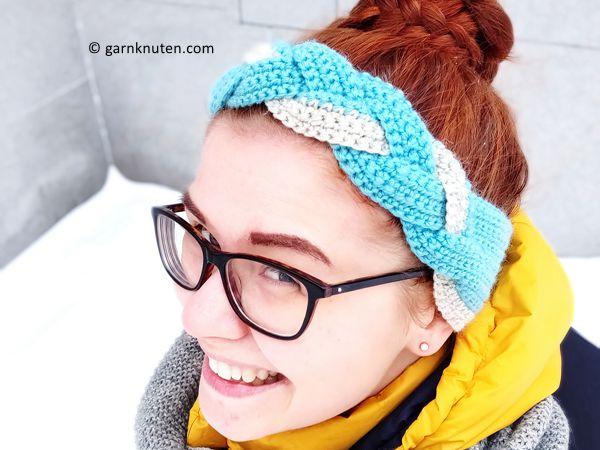 The Unicorn Tail Headband