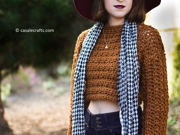 The Harvest Sweater