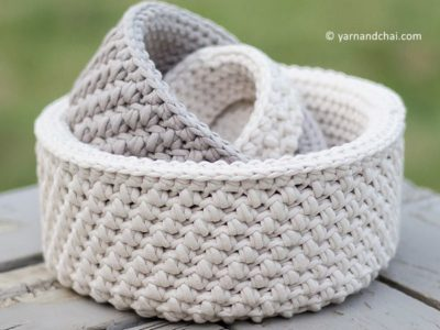 Mini Nesting Baskets