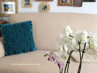 Twin Textures Pillow