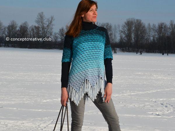 Freelancer Crochet Sweater
