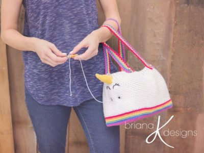 Unicorn Farts Project Bag