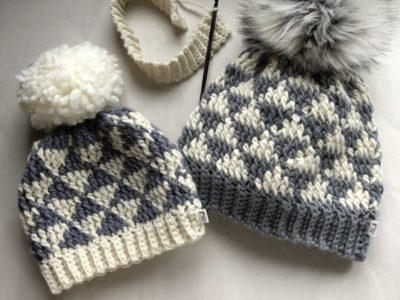 The Evie Crochet Beanie