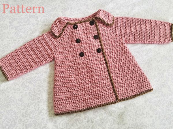The Shelley Girl's Sweater
