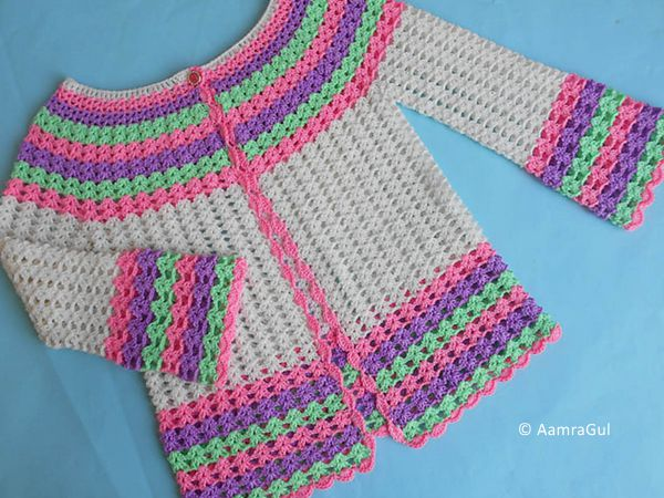 Stylish Cardigan Sweater