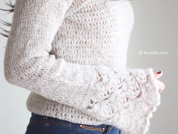 Valentina Top Sweater