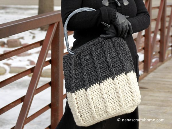 Bewitching Braids Bag