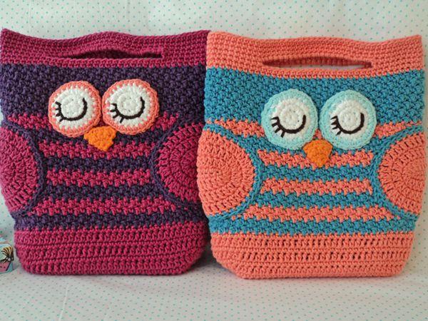 Mini Owl Bag