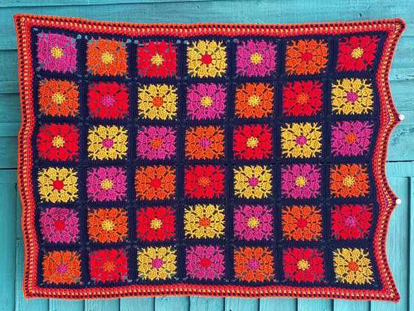 Carousel Blanket