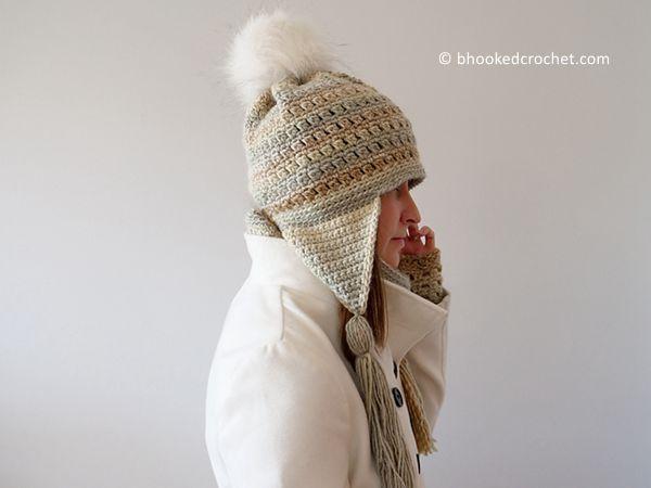 Colorscape Hat