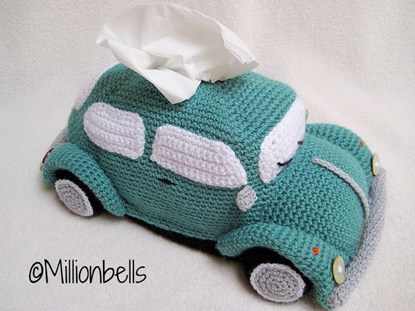 Beetle Tissue Holder