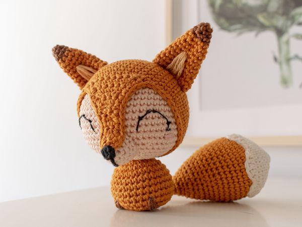 Cotton Tail the Chibi Fox