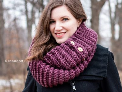 Transpose Infinity Scarf