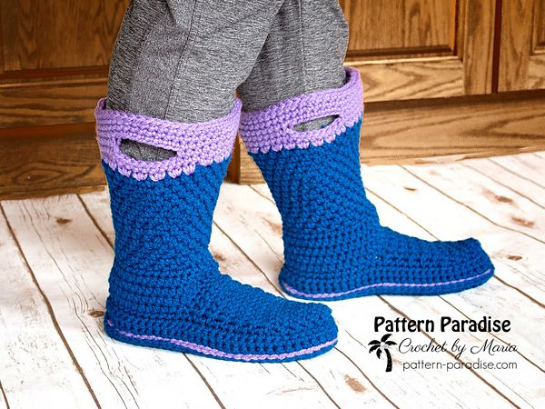 April Showers Slippers