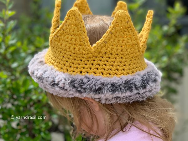 Wild Child Crown