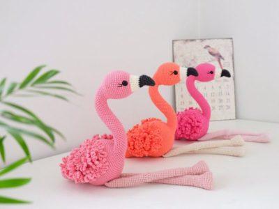 Crochet Flamingo Pattern