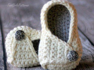 Payton Wrap Shoe baby shoe