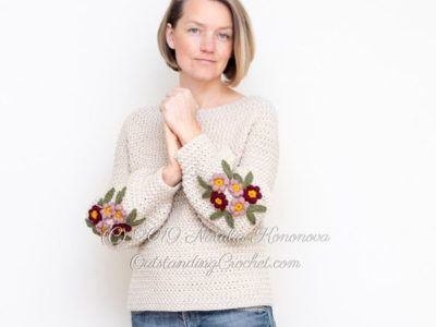 Primrose Sweater Crochet