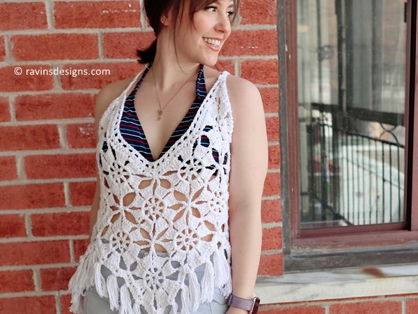 crochet Beach Bum Bouquet free pattern