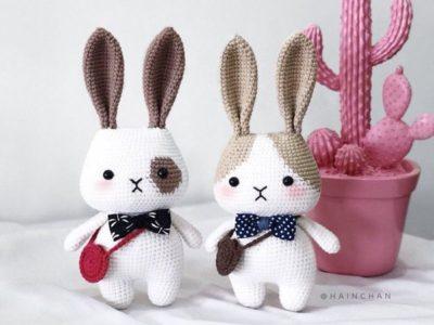crochet Rey The Little Bunny free pattern